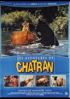 affiche du film AVENTURES DE CHATRAN (LES)