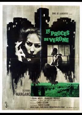 PROCESSO DI VERONA (IL) movie poster