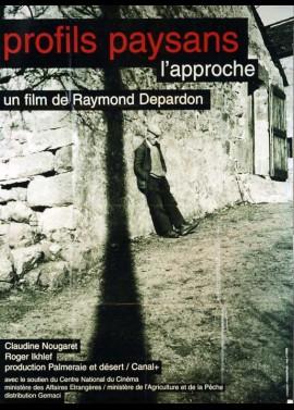 PROFILS PAYSANS L'APPROCHE movie poster