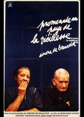 PROMENADE AU PAYS DE LA VIEILLESSE movie poster