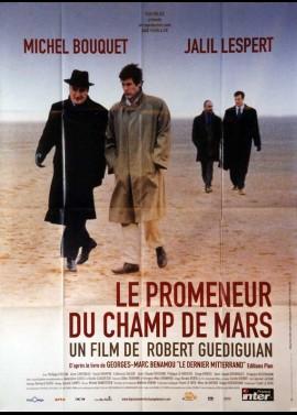 affiche du film PROMENEUR DU CHAMPS DE MARS (LE)