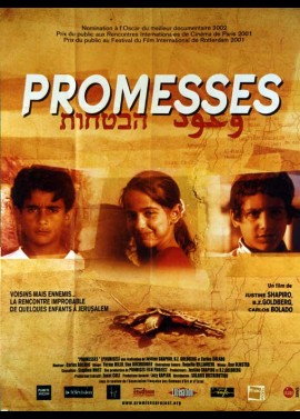 PROMISES movie poster