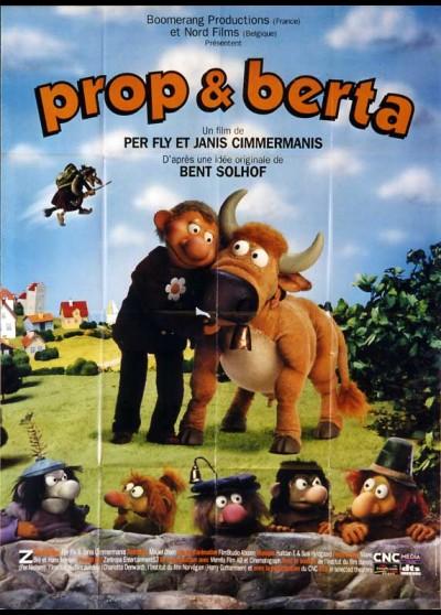 PROP OG BERTA movie poster