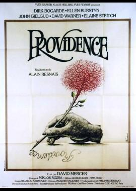 PROVIDENCE movie poster