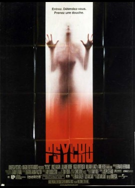 affiche du film PSYCHO