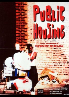 PUBLIC HOUSING movie poster