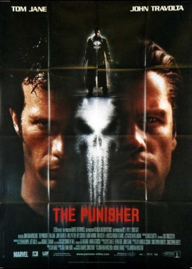 PUNISHER (THE) movie poster