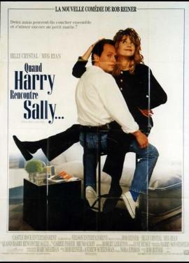 affiche du film QUAND HARRY RENCONTRE SALLY