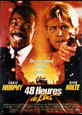 ANOTHER 48 HOURS movie poster