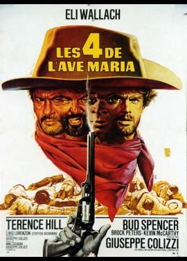 QUATTRO DELL'AVE MARIA (I) / ACE HIGH movie poster