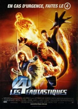 FANTASTIC FOUR / FANTASTIC 4 movie poster