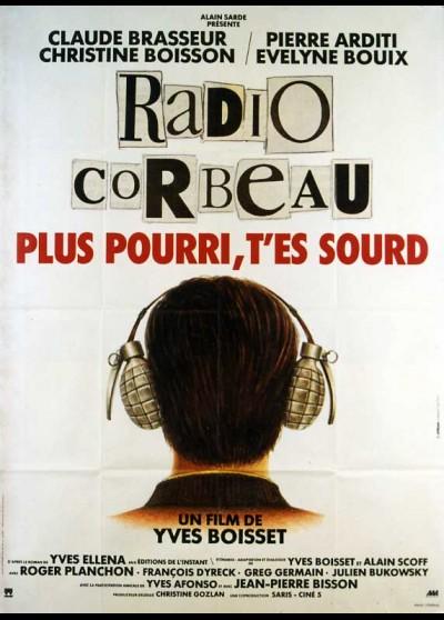 RADIO CORBEAU movie poster