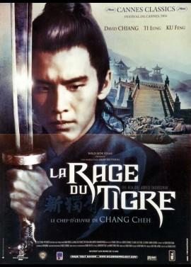 affiche du film RAGE DU TIGRE (LA)