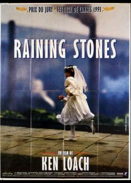 RAINING STONES movie poster