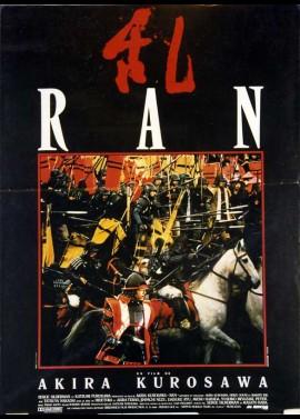 affiche du film RAN