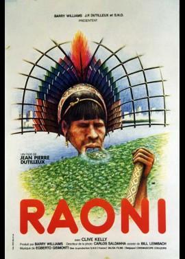 affiche du film RAONI