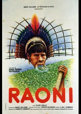 RAONI movie poster