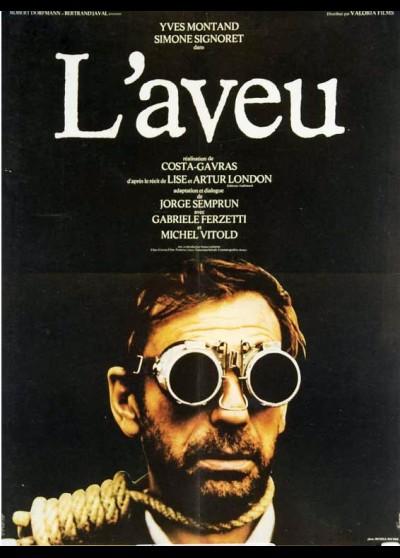 AVEU (L') movie poster