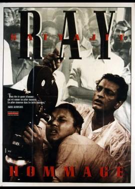 affiche du film RAY SATYAJIT HOMMAGE