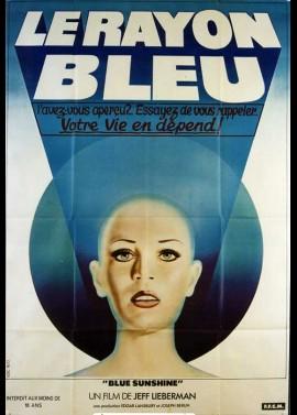 BLUE SUNSHINE movie poster