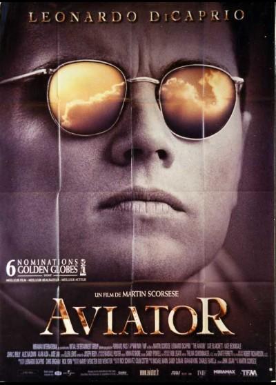 AVIATOR (THE) movie poster