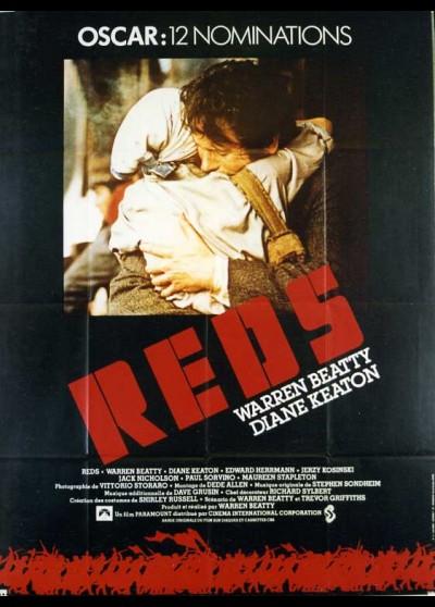 affiche du film REDS
