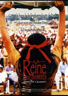 BANDIT QUEEN movie poster