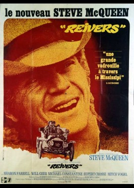 REIVERS (THE) movie poster
