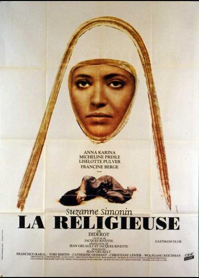 affiche du film RELIGIEUSE (LA)