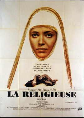 RELIGIEUSE (LA) movie poster