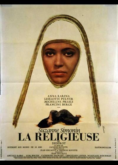 RELIGIEUSE (LA) movie poster