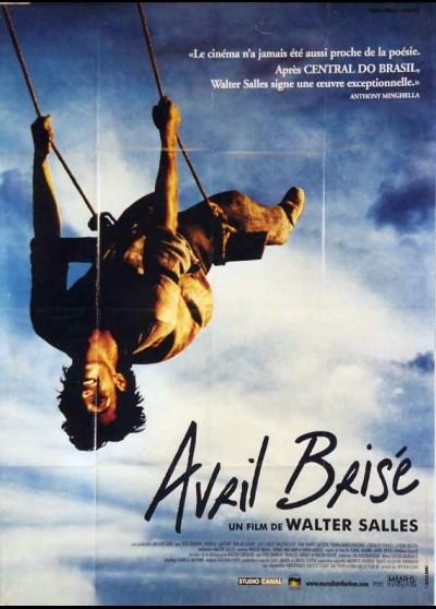 affiche du film AVRIL BRISE