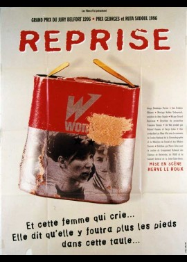REPRISE movie poster