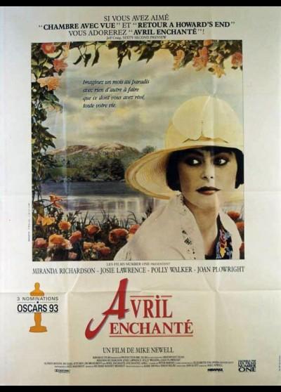 affiche du film AVRIL ENCHANTE