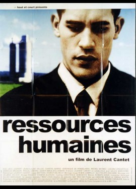 RESSOURCES HUMAINES movie poster