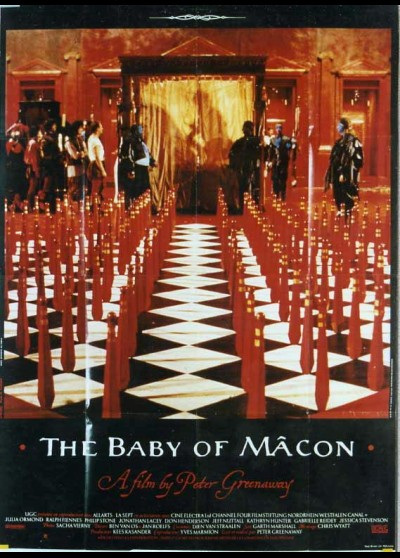 affiche du film BABY OF MACON (THE)