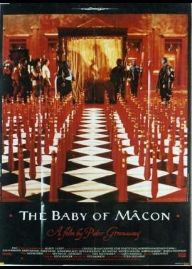 affiche du film BABY OF MACON (THE)