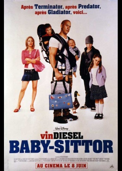 affiche du film BABY SITTOR