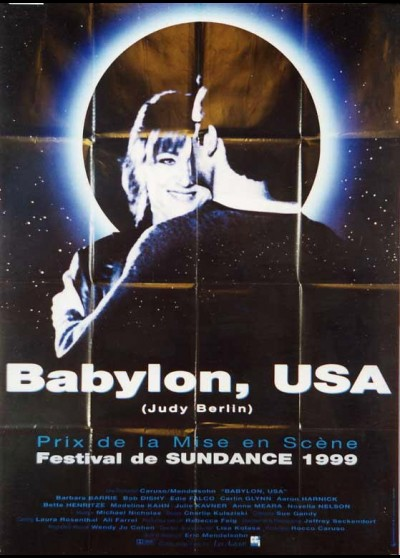 affiche du film BABYLON USA