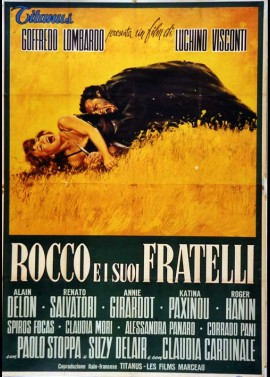 affiche du film ROCCO ET SES FRERES