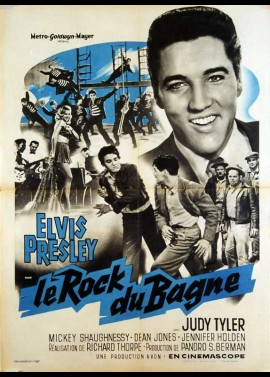 JAILHOUSE ROCK movie poster