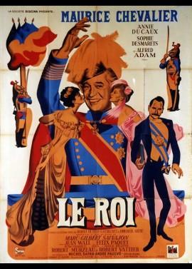 affiche du film ROI (LE)