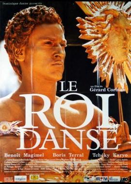 affiche du film ROI DANSE (LE)