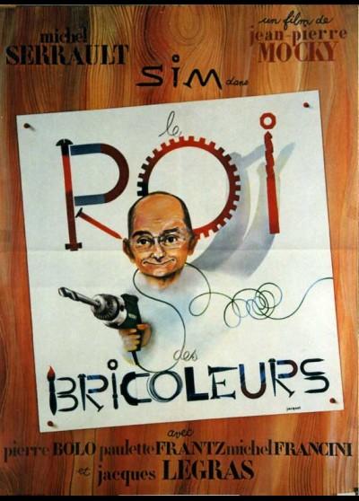 ROI DES BRICOLEURS (LE) movie poster