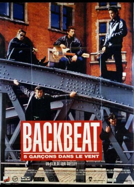 BACKBEAT movie poster