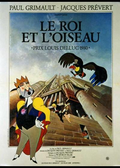 ROI ET L'OISEAU (LE) movie poster