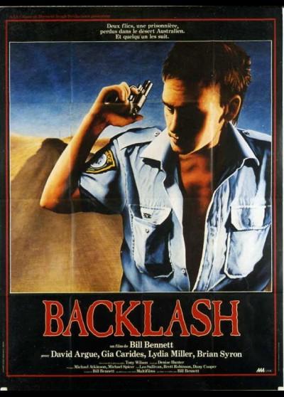 affiche du film BACKLASH