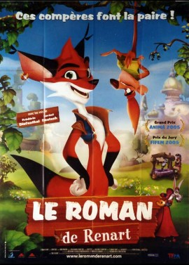 ROMAN DE RENART (LE) movie poster