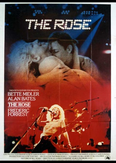 ROSE (THE) movie poster
