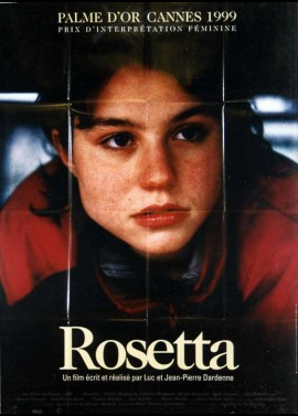 ROSETTA movie poster